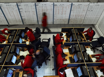 The Nairobi Securities Exchange Launches Its 2015